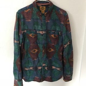 Urban Outfitters Pattern Shirt